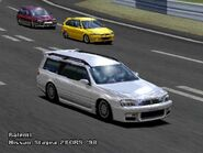 1998 Nissan Stagea 260RS