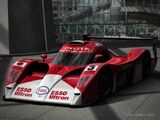 Toyota GT-One (TS020) '99