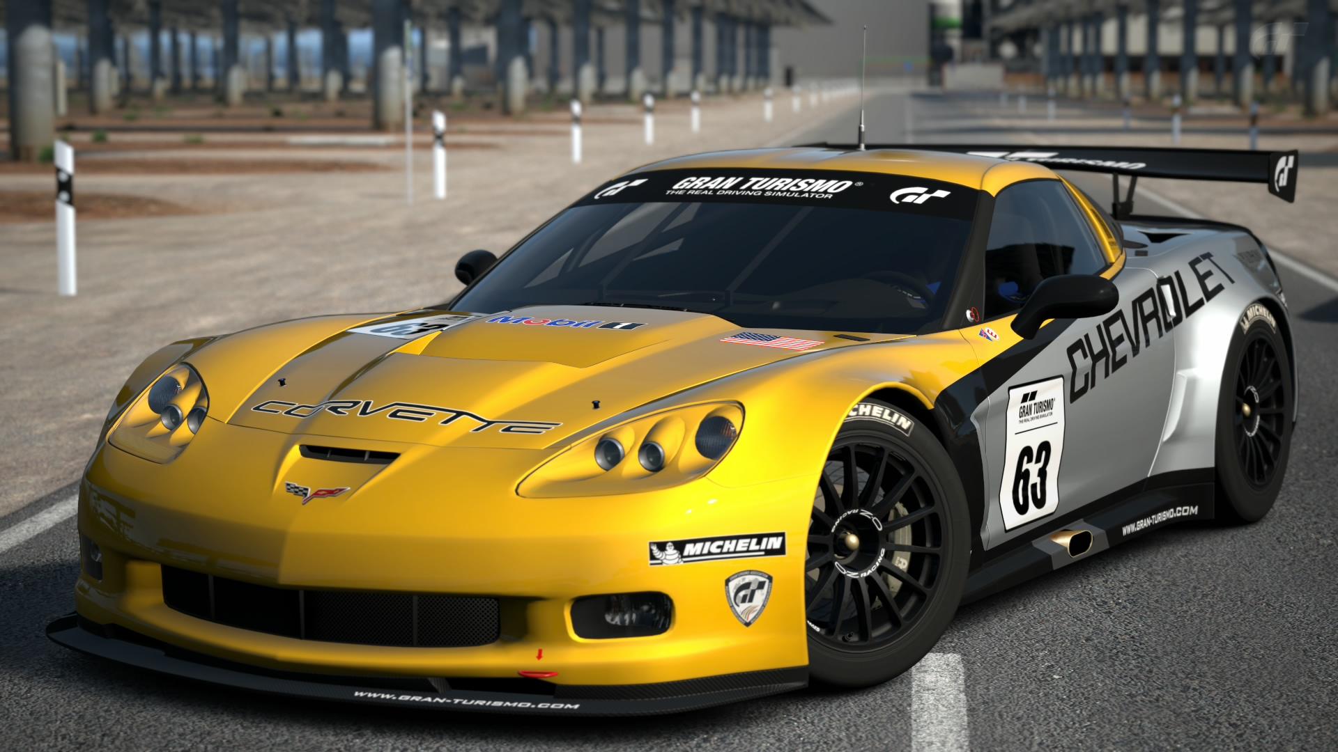 Chevrolet Corvette Z06 (C6) RM '06