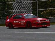-R-Nissan SKYLINE GT-R V-Spec II (R32) '94 (GT1)