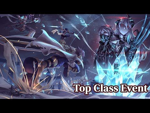 Top Class Event- Vencedores