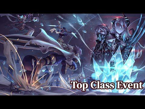Top Class Event - Winners