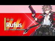 The Bounty Hunter from Underworld- Rufus