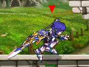Dragon Knight Dash Outer Wall