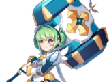 Lime/Grand Chase Dimensional Chaser