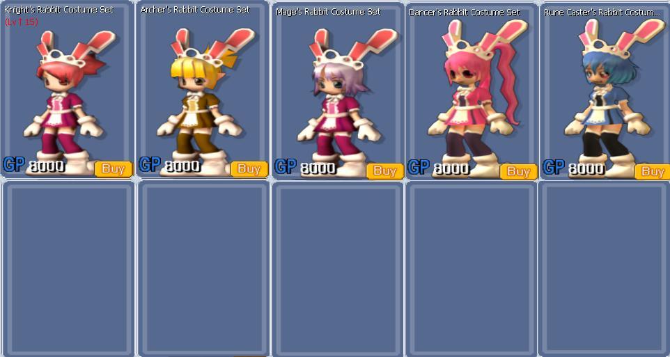 Rabbit Armor Set