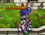 Aegis Knight Double NEW