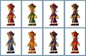 Jiang Shi Armor Set
