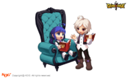 Harpe and Ronan