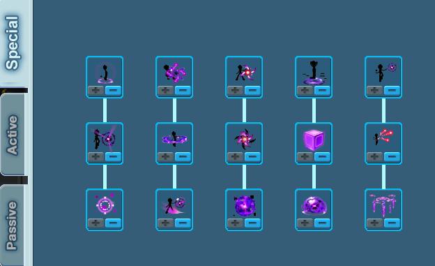 Magi Skill Tree