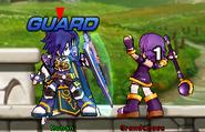 Aegis Knight Guard NEW