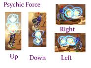 Aegis Knight Psy Force NEW