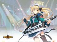 Rhythm keyboard
