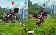 Gladiator Jump Atk