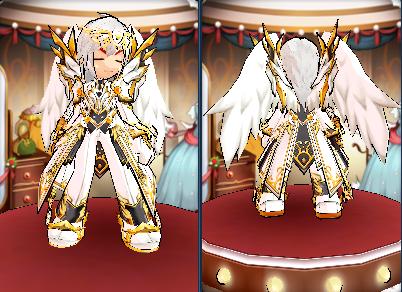 Celestial Guard Set