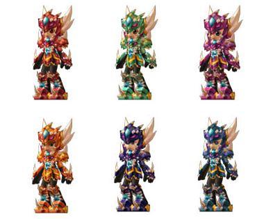 Evil Kaiserin Armor Set