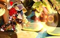 Fighter Burning Chi Wave