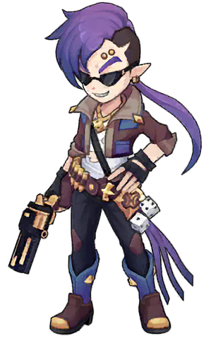 List of other Grand Chase characters