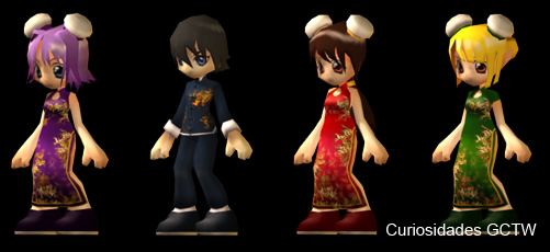 Qipao Armor Set
