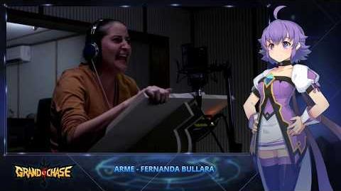 Prévia de Dublagem do GrandChase Brasil (Voice Acting Teaser for GrandChase Brasil)
