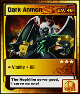 Dark Anmon Card