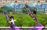 Prime Knight Sword Dance
