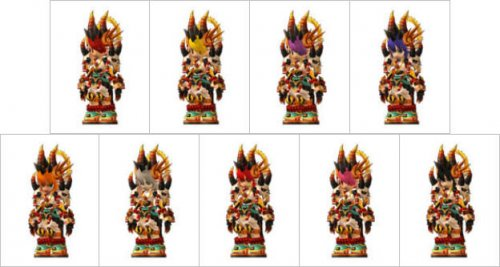 Thanatos Armor Set