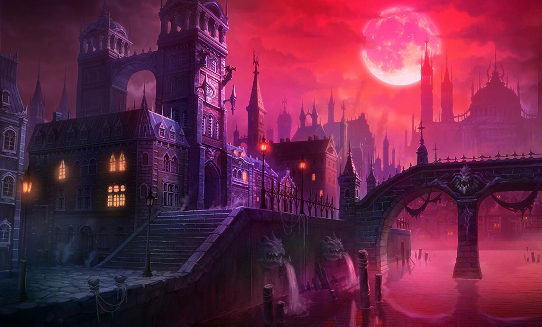 Crimson River