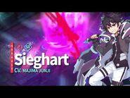 Legendary Gladiator- Sieghart