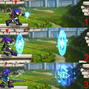 Spell Knight Magic Dash Attack.png