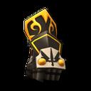 聖戰士異色手套