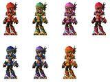 Leviathan General Armor Set