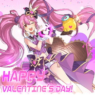 Idol Star Valentine's