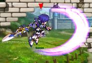 Dragon Knight Jump atk NEW