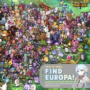 FIND EUROPA