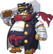 Grand Chase for kakao Rocco