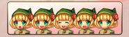 Flora faces