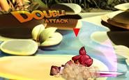Elesis double attack lv1