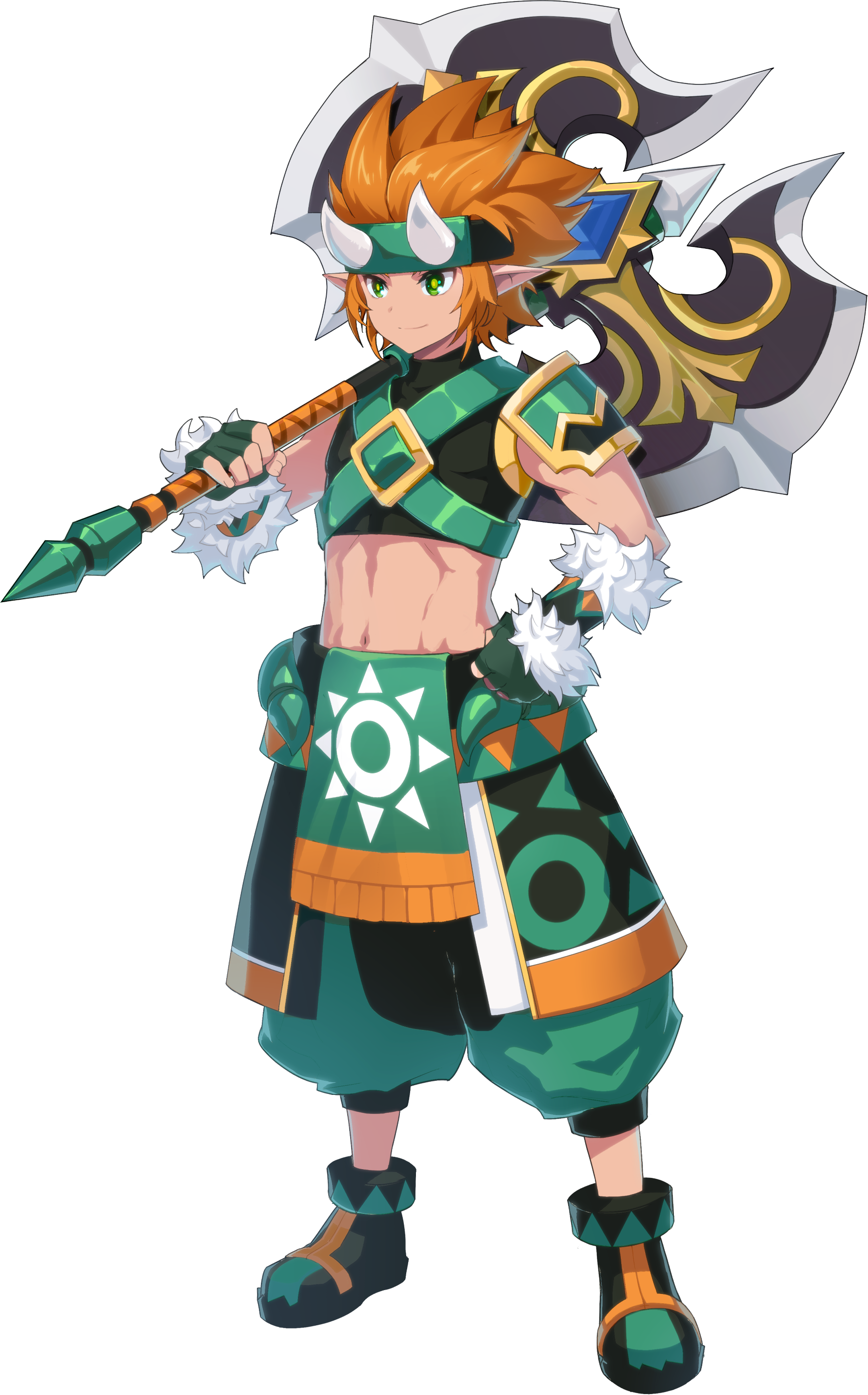 Ryan/Grand Chase Dimensional Chaser