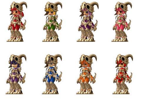 Bone Dragon Armor Set