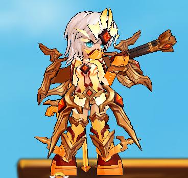 Aernas Armor Set