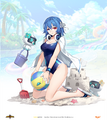 Swimsuit summer cool