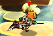 Vanq Blade dash