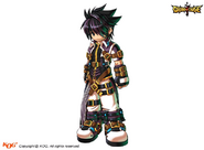 Grand chase sieghart prime knight