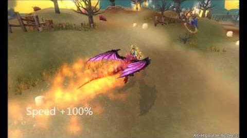 Purgatory dragon