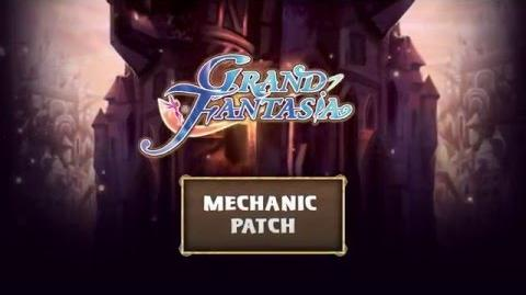Grand Fantasia Mechanic Patch - Preview