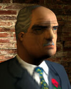 SALVATORE LEONE Just a Business Man