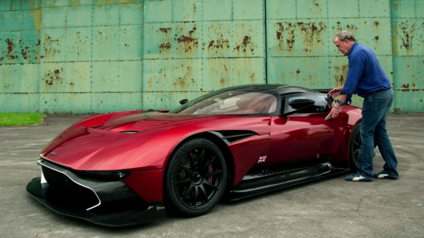 Aston Martin Vulcan The Grand Tour Wiki Fandom