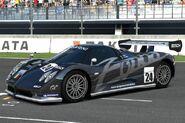 GT5 Pagani Zonda LM Race Car