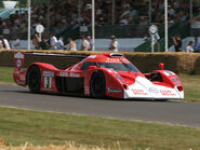 GT5 Toyota GT-ONE Race Car (TS020) '99